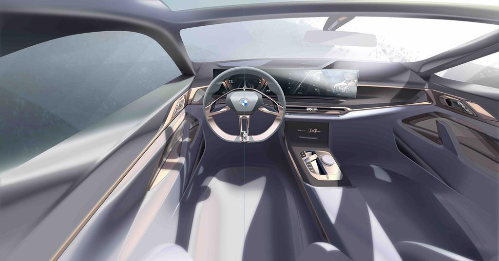 Bmw Reveals Concept I4 News Car Design News
