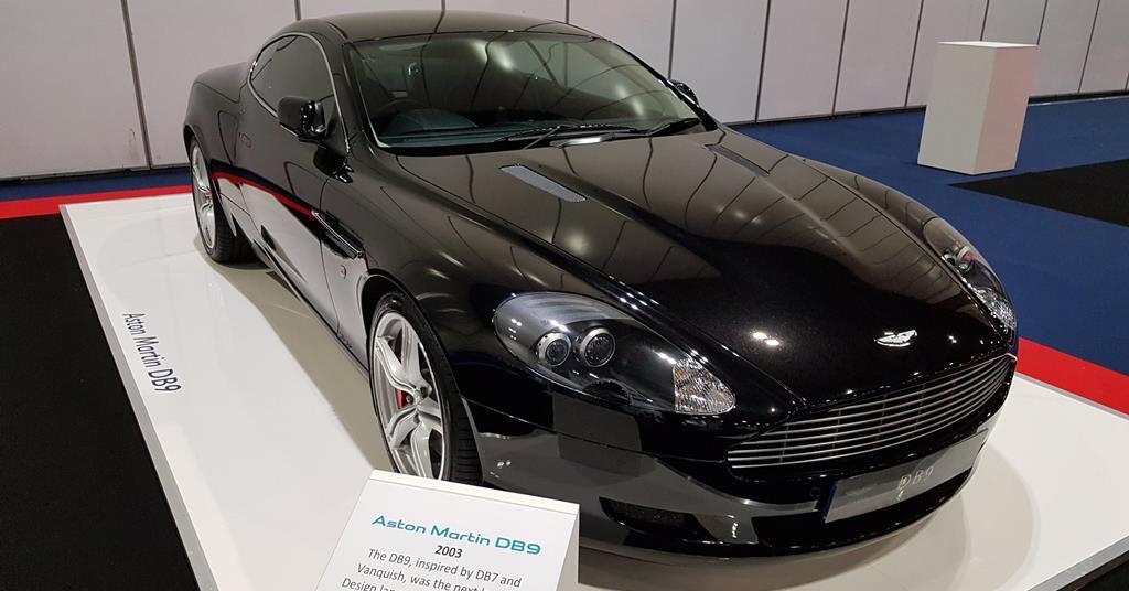 The Cars Of Ian Callum Aston Martin Db9 Article Car Design News