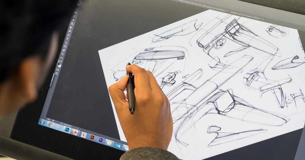 Studio Visit Jaguar S New Gaydon Studio Article Car Design News