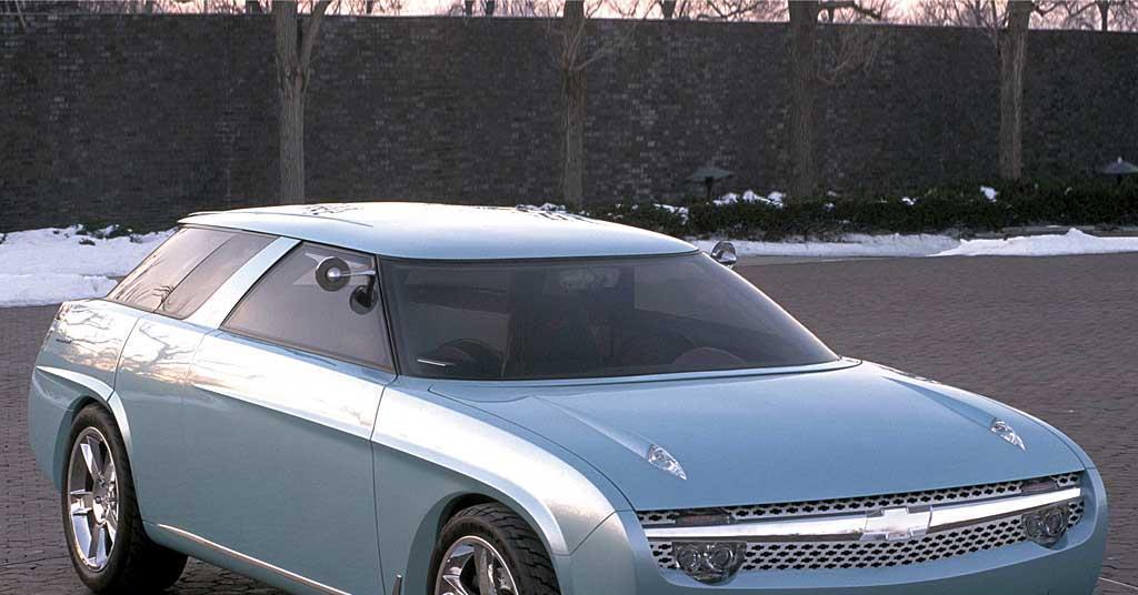 Ccotm The Chevrolet Nomads Article Car Design News