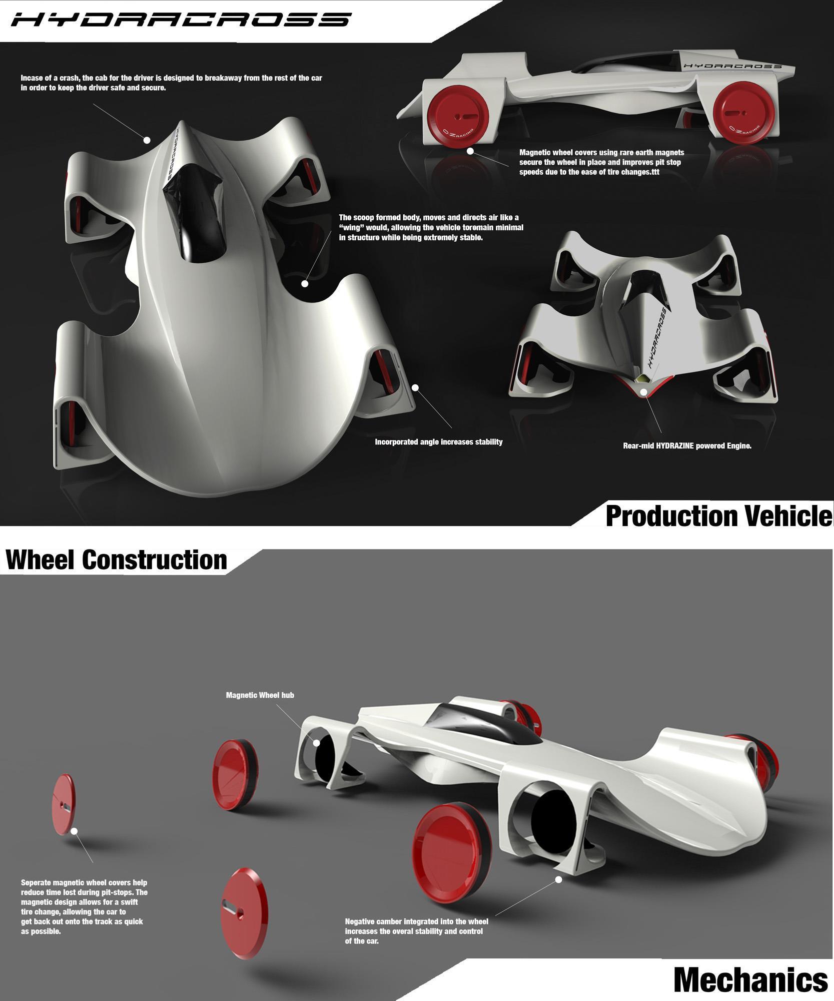 Michelin Announces Winners of 'Le Mans 2030' Design