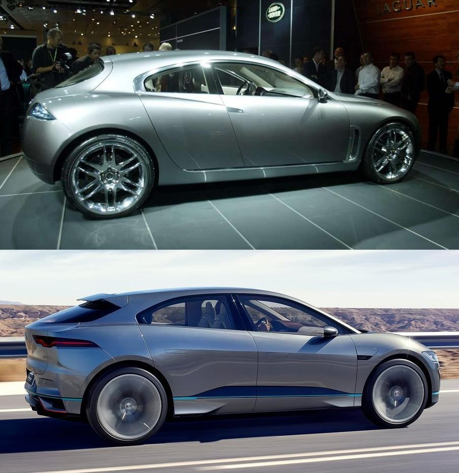 The Cars of Ian Callum: Jaguar R-D6 concept | Article ...