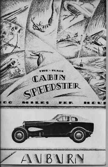 CCotW: Auburn Cabin Speedster (1929) | Article | Car Design News