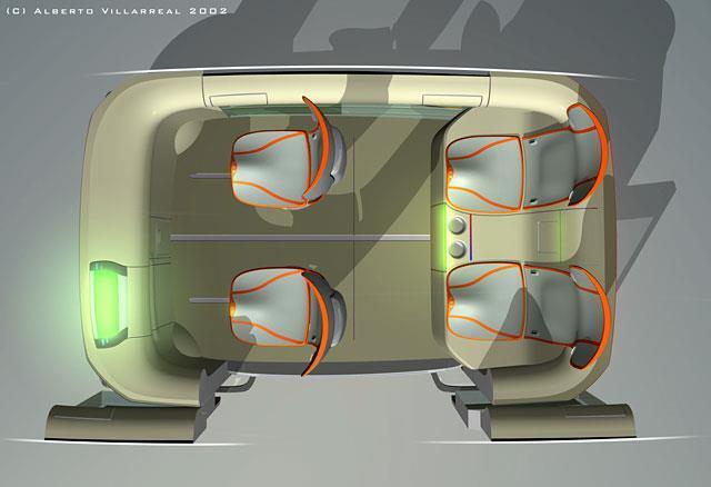 Umeå Institute of Design Degree Show 2002 | Article | Car ...