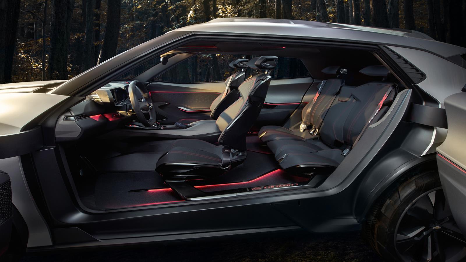 Chevrolet FNR-X Concept: Review >> Chevrolet Fnr X Concept Review Upcoming Car Release 2020