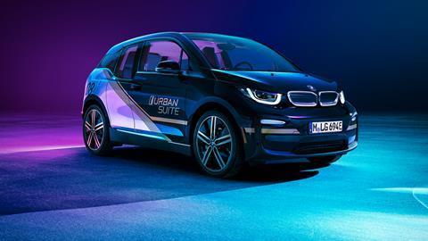 Ces 2020 Bmw Brings An Urban Suite To Vegas News Car