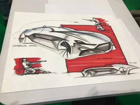 How To Be A Car Designer Pt4 Your Portfolio Article Car Design News