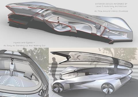 Magna Bold Perspective Design Competition Announces Europe